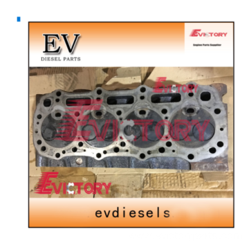PERKINS engine cylinder head 404D-22T cylinder block